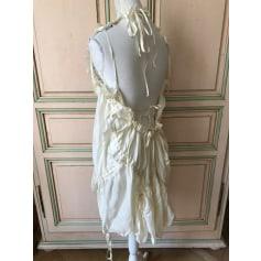 Robe courte Dsquared2  pas cher