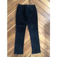 Pantalon droit 100% Vintage  pas cher
