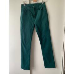 Pantalon droit Scottage  pas cher
