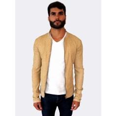 Leather Zipped Jacket Dolce & Gabbana