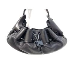 Leather Shoulder Bag Burberry