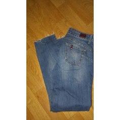 Jeans droit Liu Jo  pas cher