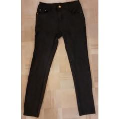 Pantalon slim, cigarette ld style  pas cher