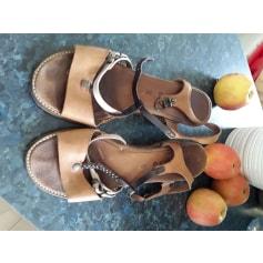 Wedge Sandals Kickers