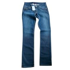 Jeans droit Paul & Joe  pas cher