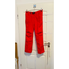 Pantalon droit Peak Performance  pas cher
