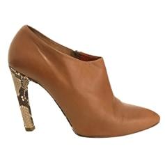 High Heel Ankle Boots Dries Van Noten