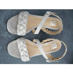 Sandales à talons Bensimon  pas cher