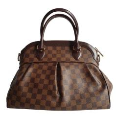 Sac à main en cuir Louis Vuitton Trevi pas cher