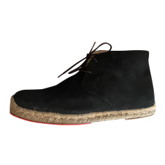 Lace Up Shoes Christian Louboutin