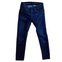 Jeans droit Georges Rech  pas cher