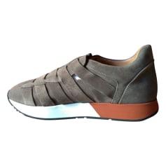 Chaussures à boucles Emporio Armani  pas cher