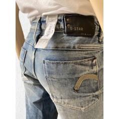 Jeans large, boyfriend G-Star  pas cher