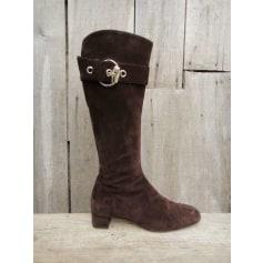 High Heel Boots Gucci