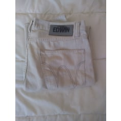Jeans slim Edwin  pas cher