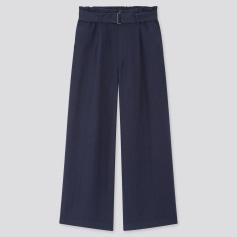 Pantalon large Uniqlo  pas cher