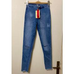 Jeans slim Toxik 3 Jeans  pas cher