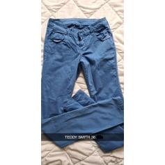 Jeans slim Teddy Smith  pas cher