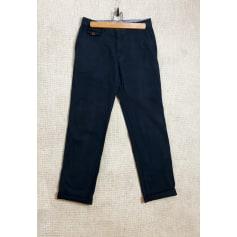 Pantalon droit Lacoste  pas cher