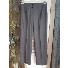 Pantalon droit Rene Lezard  pas cher
