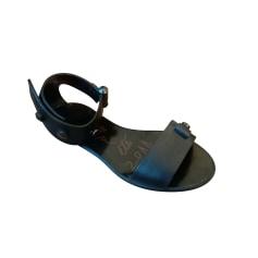Sandali piatti Lanvin