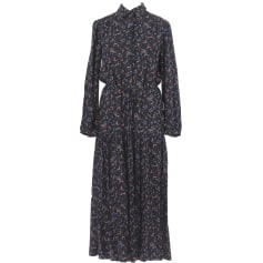 Robe mi-longue Gant  pas cher