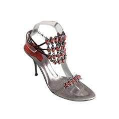 Sandali con tacchi Baldinini