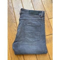 Jeans droit Monoprix  pas cher