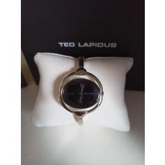 Montre au poignet Ted Lapidus  pas cher