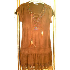 Robe courte GONE by GEMO  pas cher