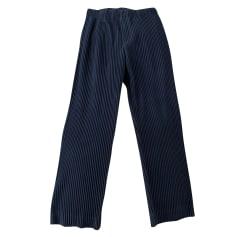 Straight Leg Pants Issey Miyake