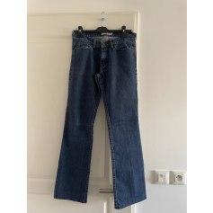 Jeans évasé, boot-cut Comptoir Des Cotonniers  pas cher