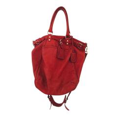 Leather Shoulder Bag Vanessa Bruno