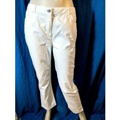 Jeans droit Bleu de Sym  pas cher