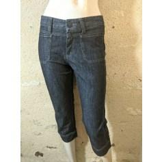 Jeans droit New Man  pas cher