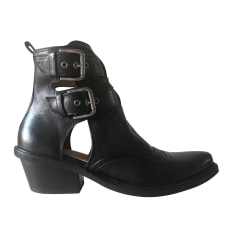 High Heel Ankle Boots Cotélac