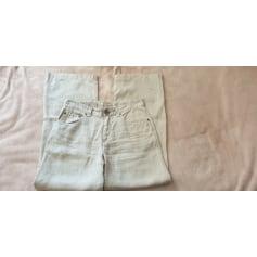 Pantalon large Marlboro Classics  pas cher