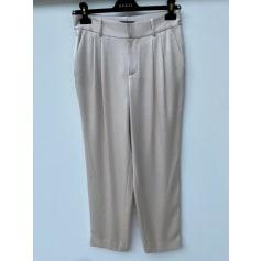 Pantalon droit alice + olivia  pas cher