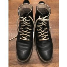 Bottines & low boots plates Sebago  pas cher