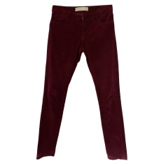 Skinny Pants, Cigarette Pants 75 Faubourg