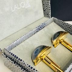 Cufflinks Lalique