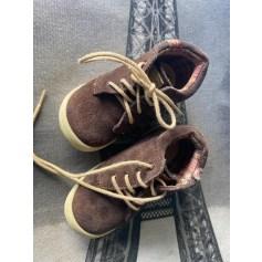 Chaussures à lacets Creeks  pas cher