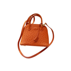 Leather Handbag Renouard