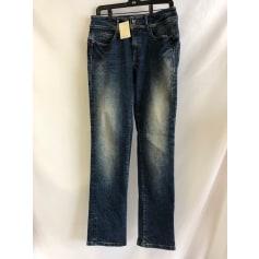 Jeans évasé, boot-cut Salsa  pas cher