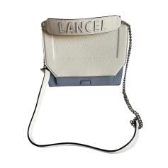 Borsa a tracolla in pelle Lancel
