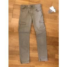 Jeans droit Tape à l'oeil  pas cher