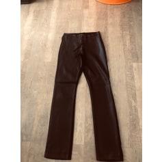 Pantalon droit Manigance  pas cher