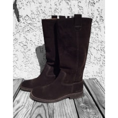 Flat Boots Kickers