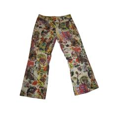 Pantalone dritto Jean Paul Gaultier