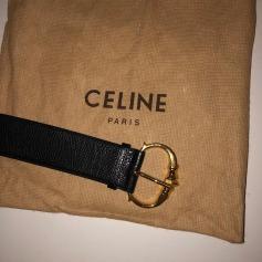Ceinture large Céline  pas cher
